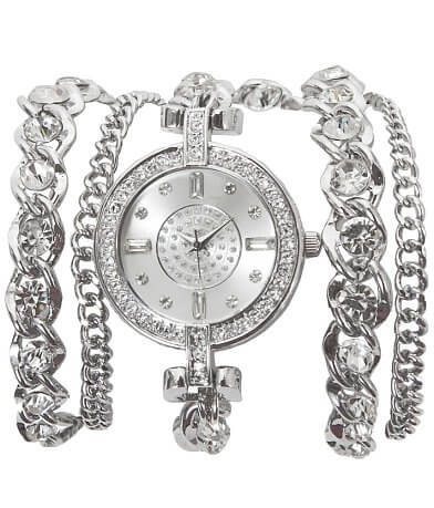 BKE Chain Wrap Watch