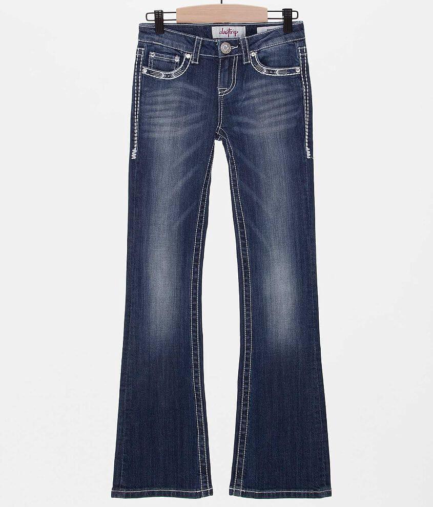 Girls - Daytrip Boot Jean front view