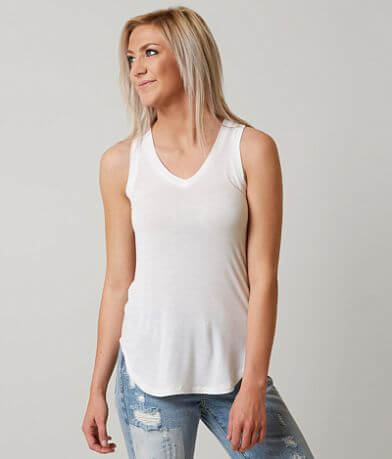 BKE core V-Neck Tank Top