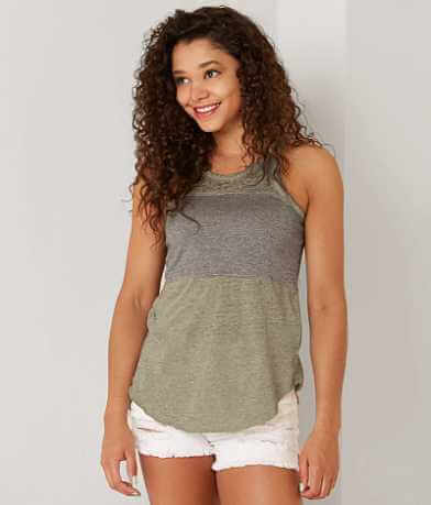 FITZ + EDDI Burnout Tank Top