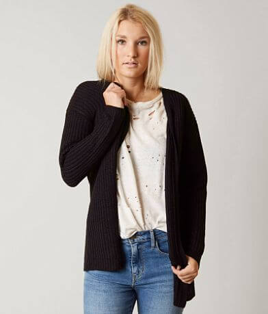 Daytrip Criss Cross Cardigan Sweater