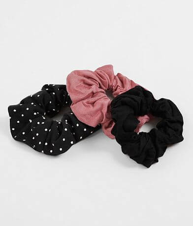 3 Pack Hair Scrunchies