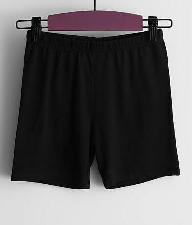 Girls - Daytrip Solid Biker Short