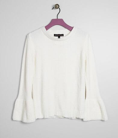 Girls - Derek Heart Chenille Sweater