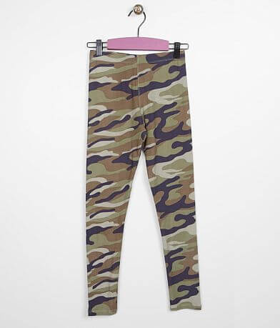 Girls - Daytrip Camo Legging