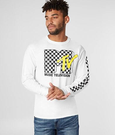 Fifth Sun MTV™ Checkered T-Shirt