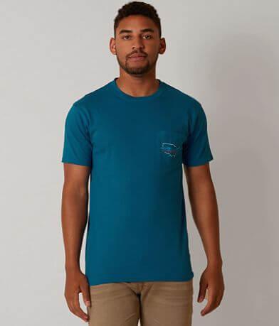 Rowdy Gentleman Proud American T-Shirt