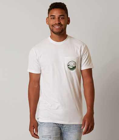 Rowdy Gentlemen Coastal Greens T-Shirt