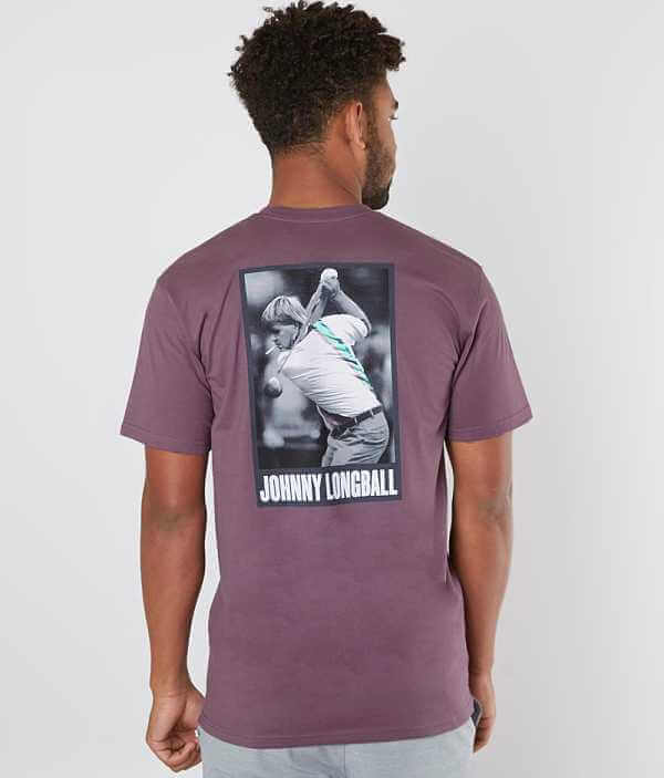 Rowdy Longball Shirt T Johnny Gentlemen RwCOqHR