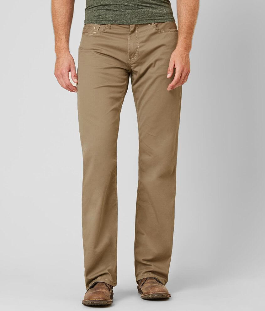 cheap for discount best sale 60% cheap BKE Jake Stretch Twill Pant - Men's Pants in Dark Khaki | Buckle