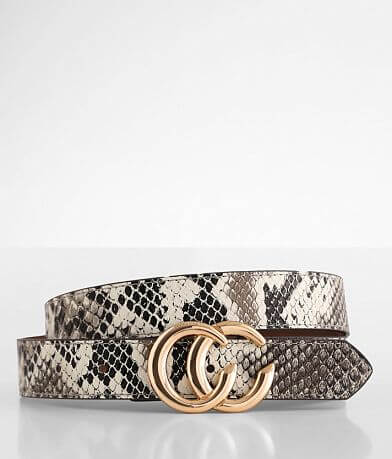 BKE Reversible CC Buckle Belt