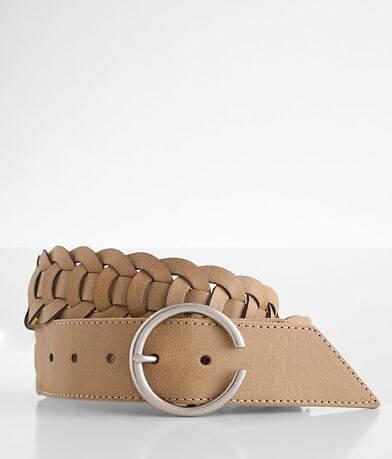 BKE Circle Weaved Belt