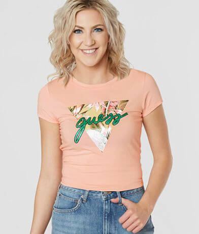Guess Sunset Palms T-Shirt