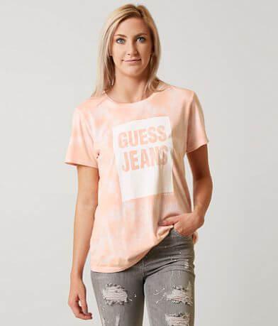 Guess Blocked Logo T-Shirt