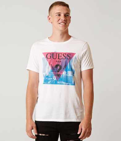 Guess Pop Color Logo T-Shirt