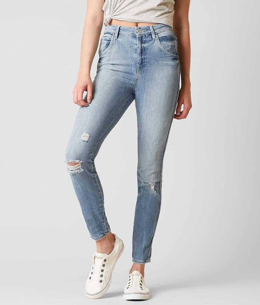 Guess Super High Rise Skinny Stretch Jean Women's Jeans in