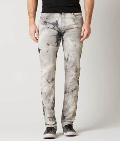 Grindhouse Slim Tie Dye Stretch Jean