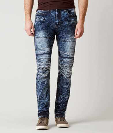 Grindhouse Slim Blue Stretch Jean