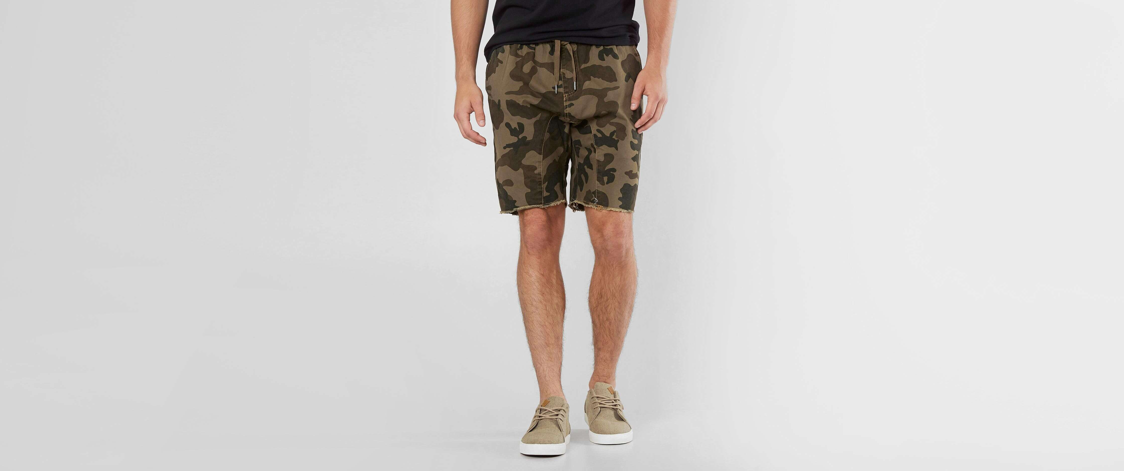 New Grindhouse Camo Short
