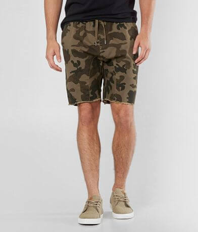 Grindhouse Camo Short