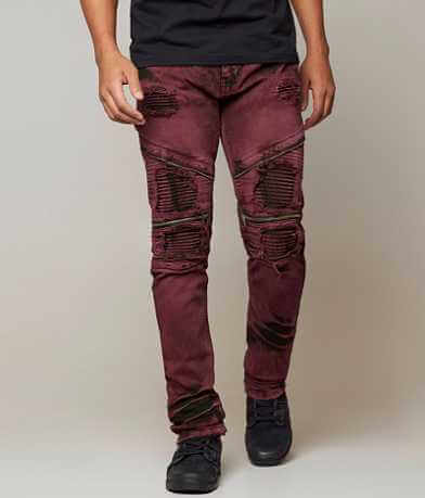 Grindhouse Shredded Stretch Jean