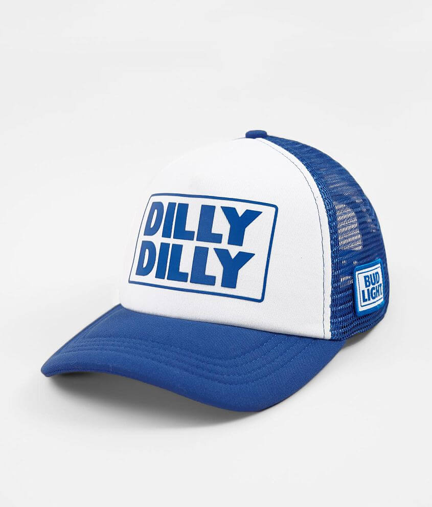 H3 Sportgear Bud Light® Dilly Dilly Trucker Hat front view