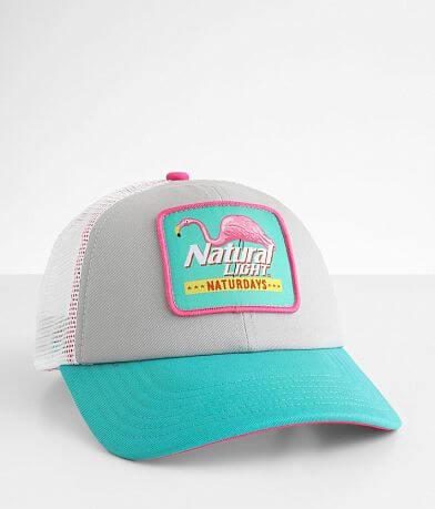 H3 Headwear Natural Light® Trucker Hat