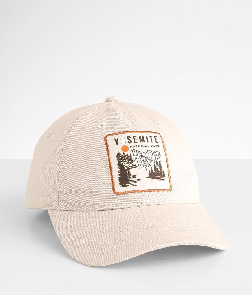 H3 Headwear Yosemite National Park Hat front view