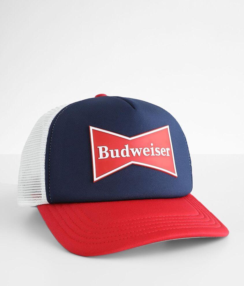 H3 Headwear Budweiser® Trucker Hat front view