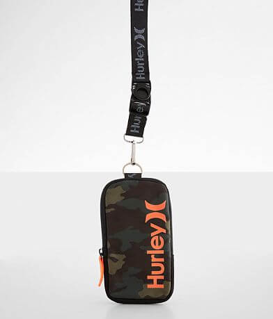 Hurley Camo Cell Phone ID Case