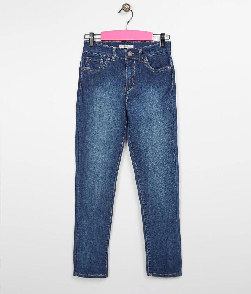 Girls - Levi's® 721 High Rise Skinny Jean front view