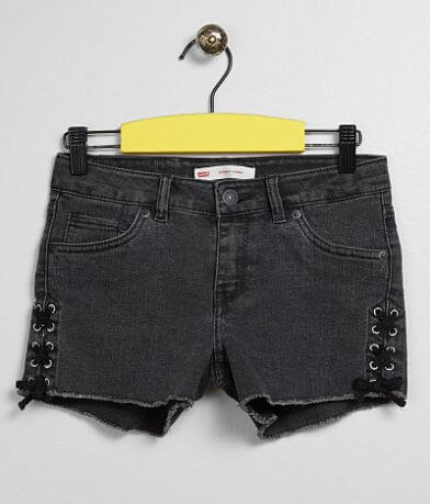Girls - Levi's® Lace-Up Shorty Short