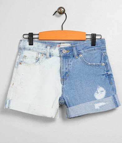 Girls - Levi's® Girlfriend Shorty Shorts