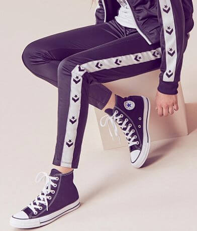 Girls - Converse Chevron Star Track Pant