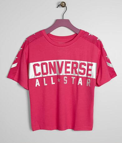 Girls - Converse Boxy T-Shirt