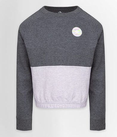 Girls - Converse Color Block Pullover