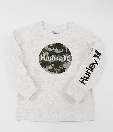 Little Boys - Hurley Circular Camo T-Shirt
