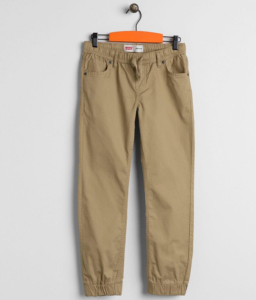 46752e00f524 Boys - Levi s Jogger Pant - Boy s Pants in Harvest Gold