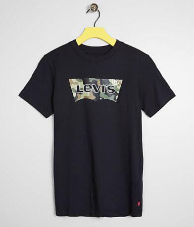 Boys - Levi's® Camo Batwing T-Shirt