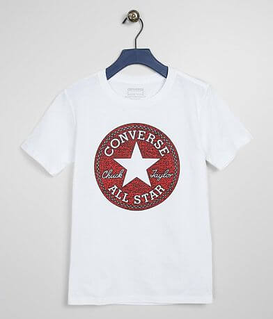 Boys - Converse Chuck Patch T-Shirt