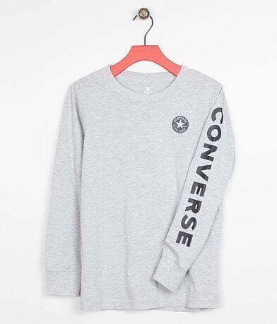 Boys - Converse Signature Chuck Patch T-Shirt