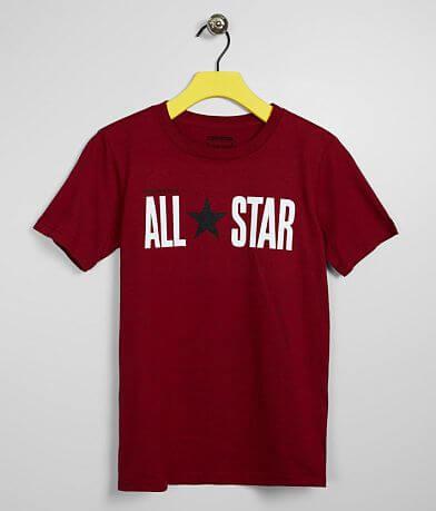 Boys - All Star Core T-Shirt