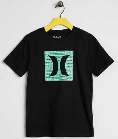 Boys - Hurley Logo Mesh Dri-FIT T-Shirt