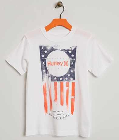 Boys - Hurley One Nation T-Shirt
