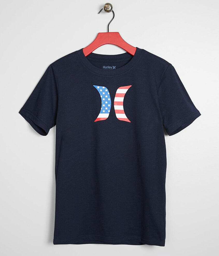 Boys - Hurley American Icon T-Shirt