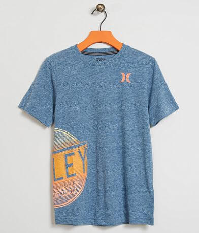 Boys - Hurley Logo Wrap T-Shirt