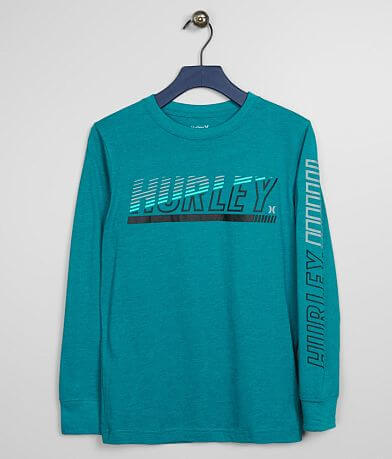 Boys - Hurley Launch Reflective T-Shirt