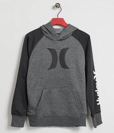 Boys - Hurley Solar Icon Dri-FIT Sweatshirt