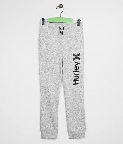 Boys - Hurley Sweater Knit Jogger Sweatpant