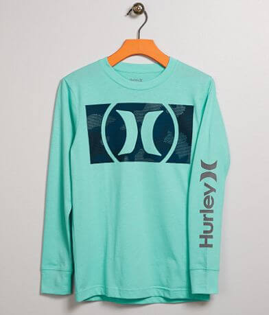 Boys - Hurley Camofill T-Shirt